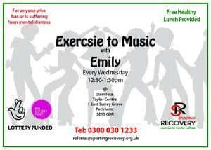 Emily Exercise to Music