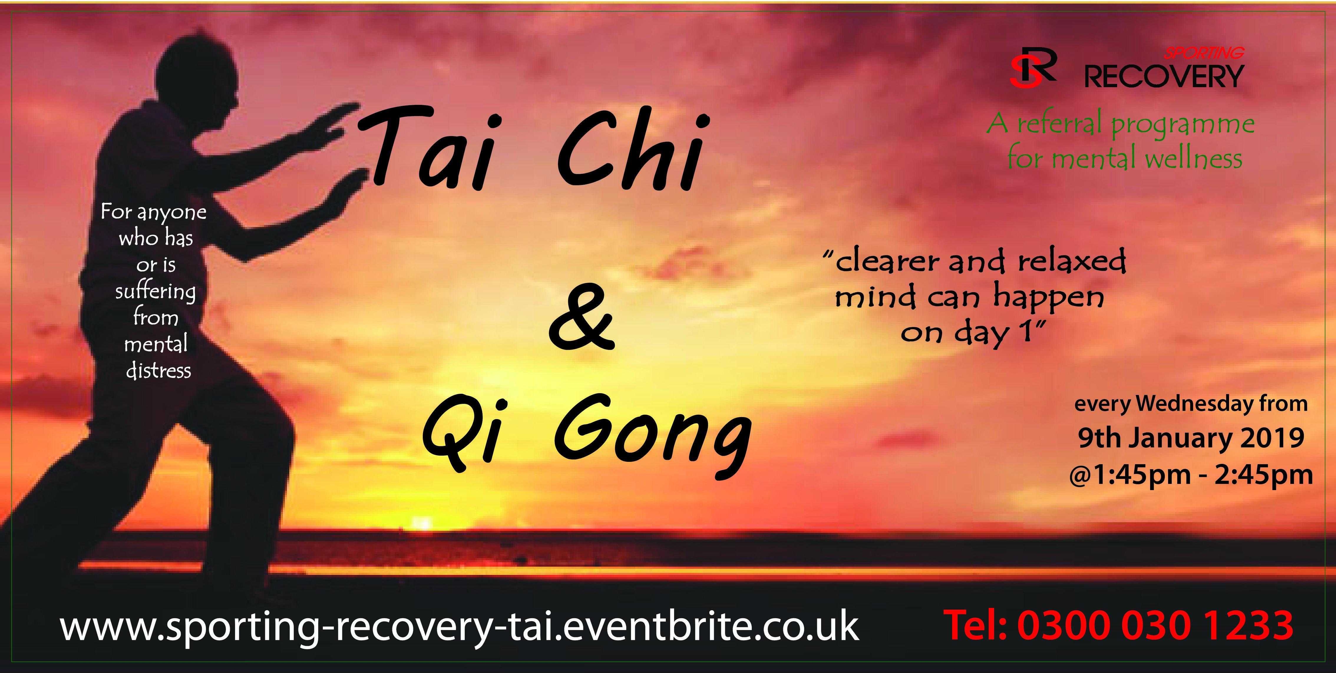 Tai Chi & Qi Gong Classes