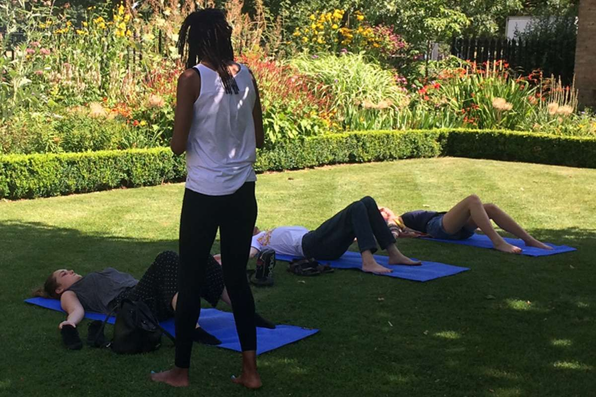 Yoga & Meditation Classes - Sporting Recovery